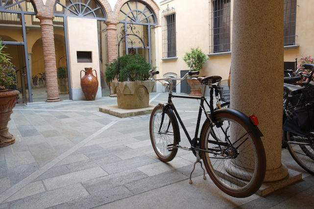 Bike at BB Monteverdi