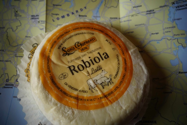Robiola from Lombardy