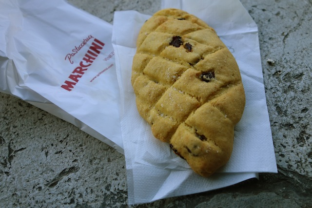 Zaletti cookie in Venice