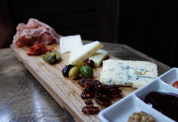 Zavino Cheese Plate
