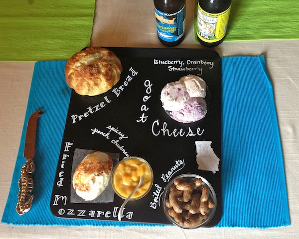 GA cheese board
