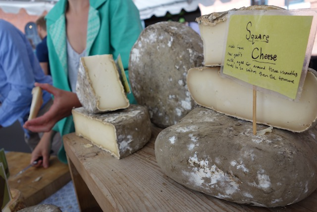 Square Goat at VT Cheesemaker Fest