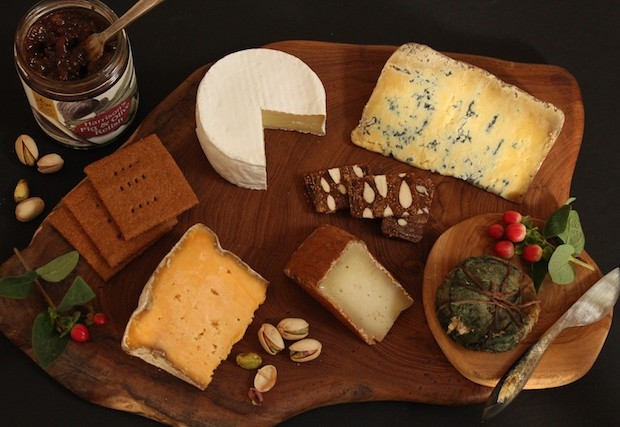 Grid Cheese Board 2013