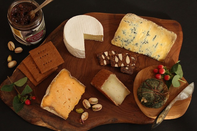 Grid Cheese Board 2013