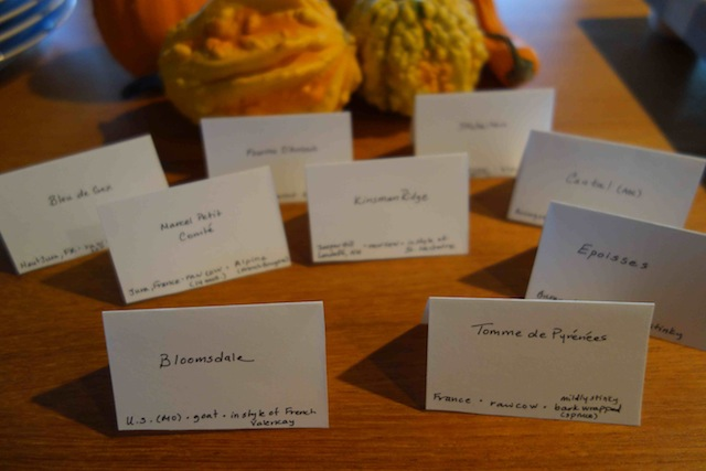Cheesegiving Cards