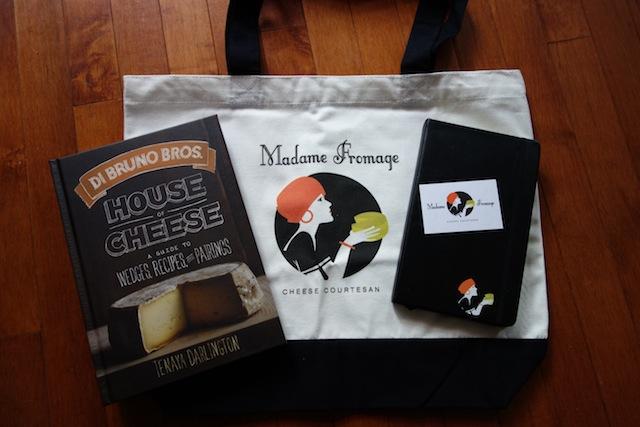 Madame Fromage Weekender Bag