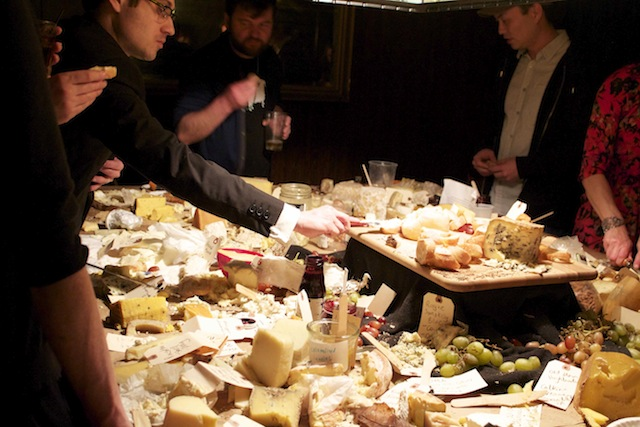 Cheese Board Aftermath
