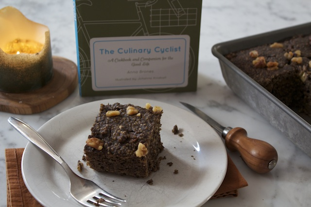Culinary cyclist cake
