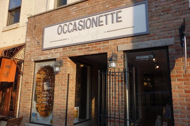 Occasionette Store Front in Philadelphia