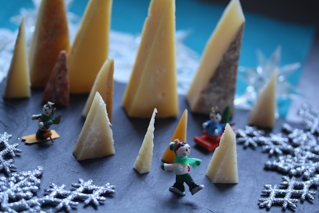 Cheese Ice Skaters