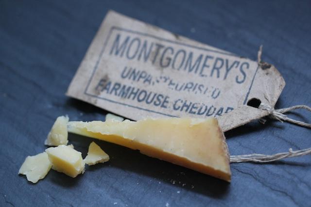 Monty's Cheddar