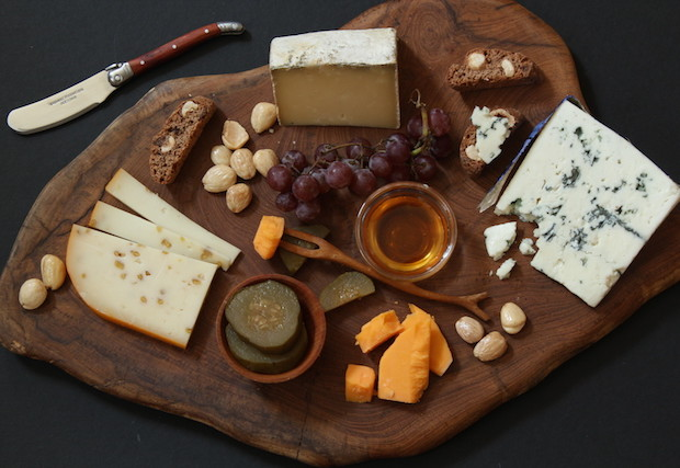 WI Cheese Board