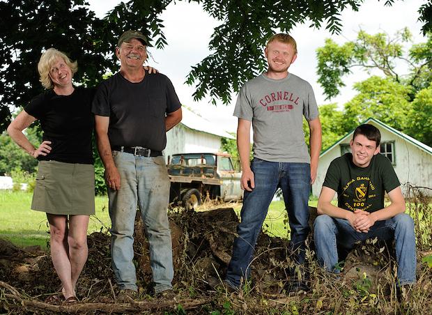The Miller Family of Birchrun Hills FarmChester Springs, PAJune 30, 2014
