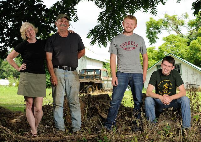 The Miller Family of Birchrun Hills Farm Chester Springs, PA June 30, 2014
