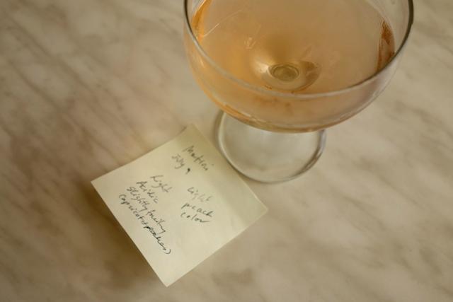 Martini Notes