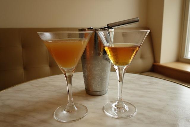 Test Cocktails