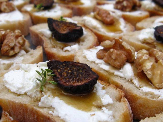 Shellbark Toasts