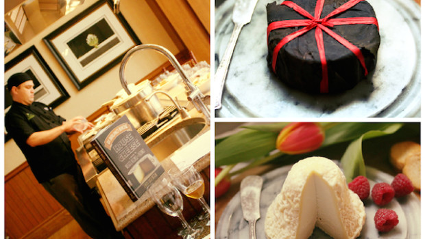 Woodloch Cheese Collage