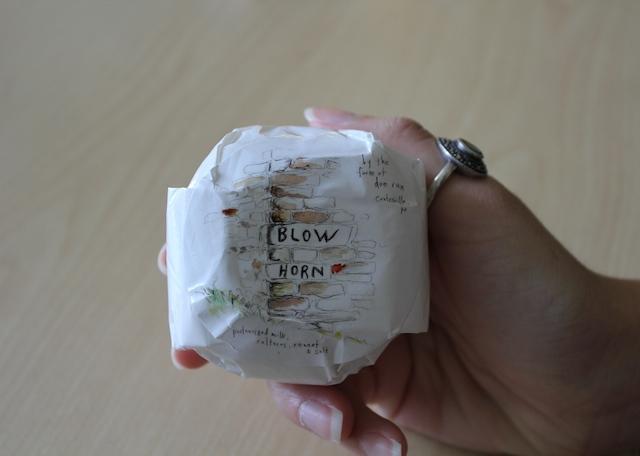 Blow Horn Packaging