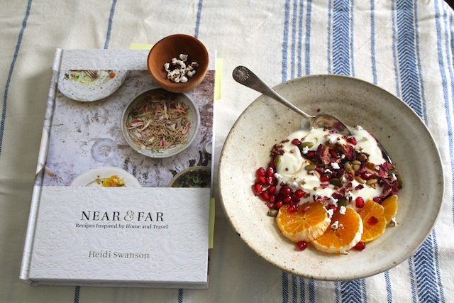 Book and Recipe by Heidi Swanson