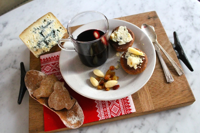 Cheese and Fika Party Plate