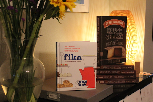 Fika and House of Cheese Books
