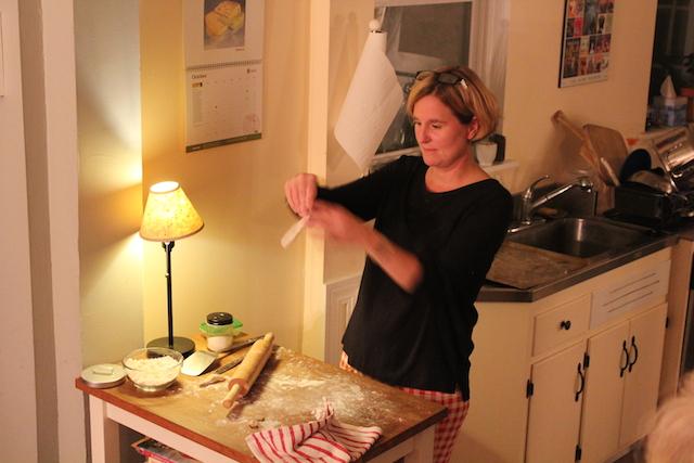 Johanna Rolling Rye Crackers