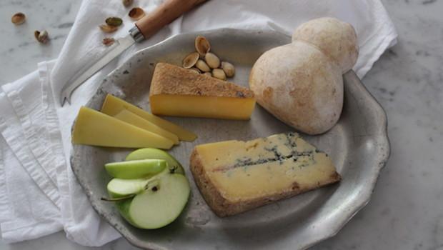Parish Hill Creamery Cheese Plate 1