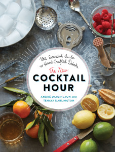 Cover Image.The New Cocktail Hour