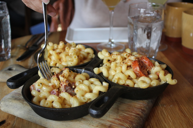 Mac and Cheese at Twisted Tail