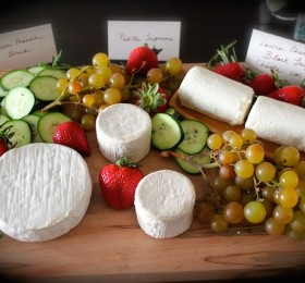 Bachelorette Cheese Board