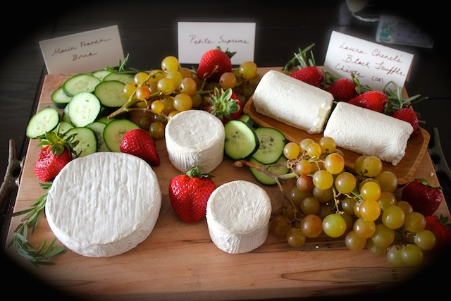 Bachelorette Cheese Board