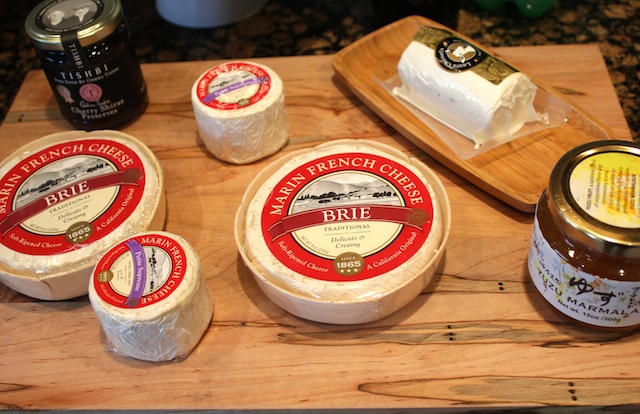 Marin French Brie Board