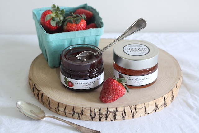 Strawberry Fig Pate from Oregon Growers
