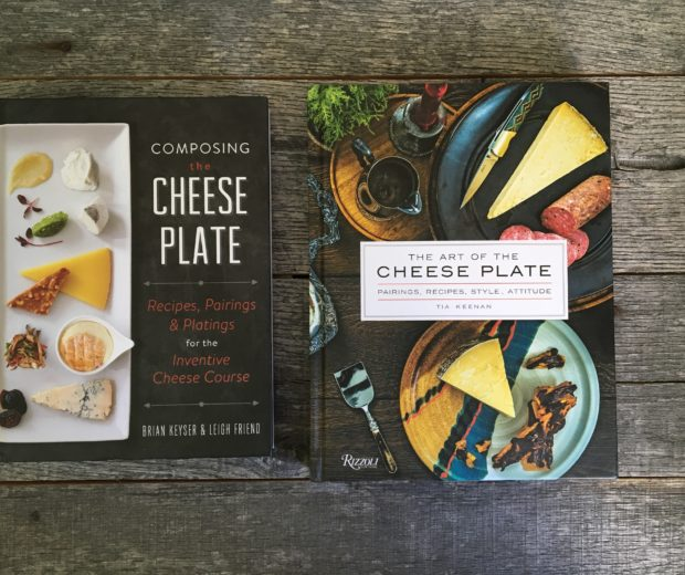 Two new books on cheese plates