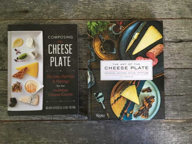 Two new books on cheese plates & In Two New Books Cheese Plates Go Wild : Madame Fromage