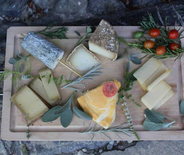 Savoie Cheese Board